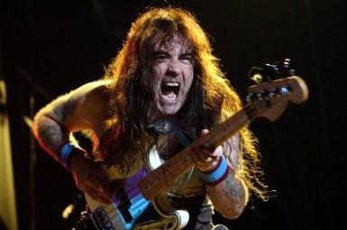 "Iron Maiden en Chile - 10 abril 2011 | Fotógrafo: Sebastián ""Manson"" Jiménez"