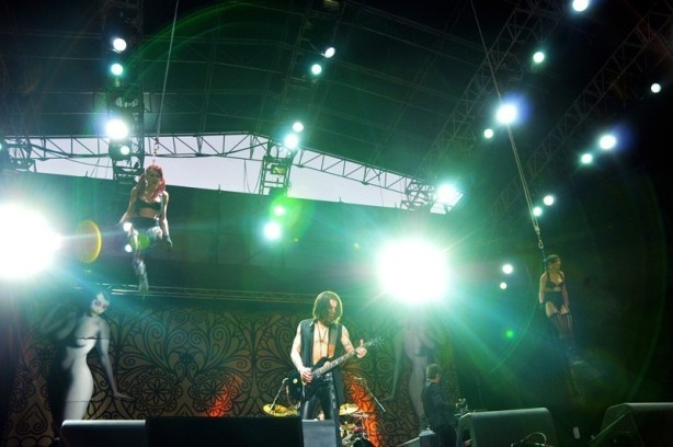 Jane's Addiction - Lollapalooza Chile 2011 | Fotógrafo: Javier Valenzuela