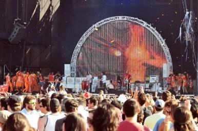 The Flaming Lips - Lollapalooza Chile 2011 | Fotógrafo: Javier Valenzuela