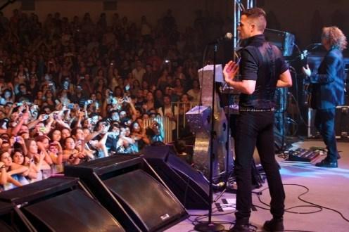 The Killers en Chile 2011 | Fotógrafa: Paola Manfredi