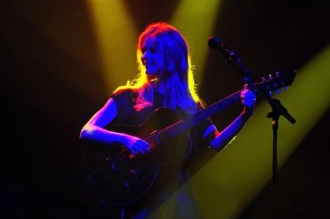 Christina Rosenvinge en Chile 2011