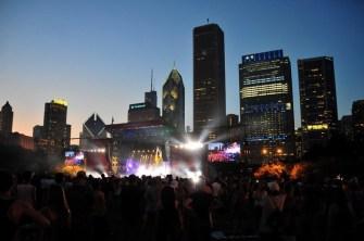 Lollapalooza Chicago - día dos | Fotógrafo: Javier Valenzuela