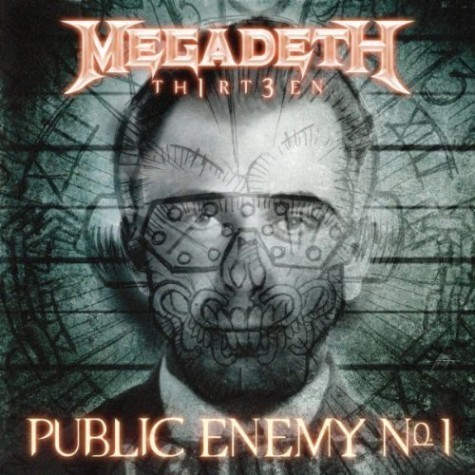 """Public Enemy No. 1"" single cover"