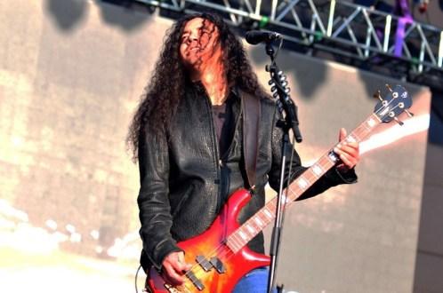 Alice in Chains - Maquinaria Festival Chile | Fotógrafo: Javier Valenzuela