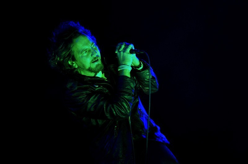 Pearl Jam en Sao Paulo | Fotógrafo: Javier Valenzuela
