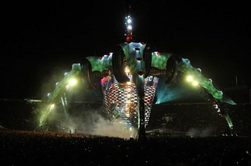 U2 - Marzo - Lo mejor del 2011 | Fotografía de Javier Valenzuela