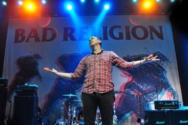 Bad Religion - Octubre - Lo mejor del 2011 | Fotografía de Javier Valenzuela