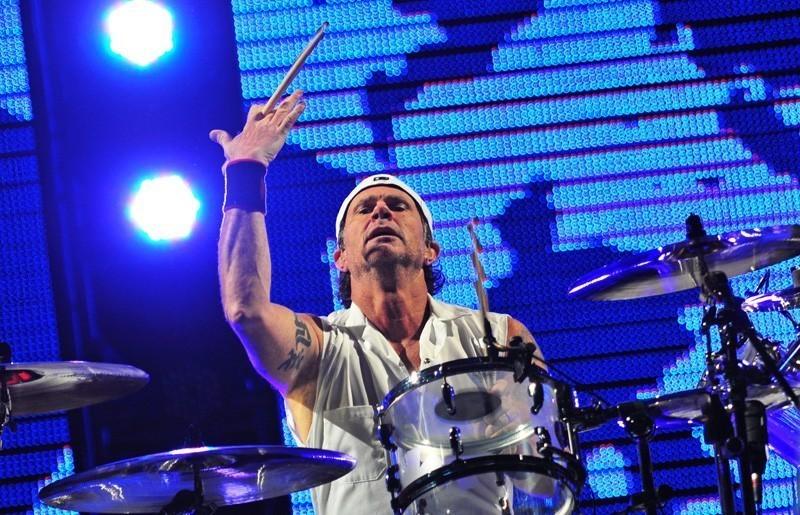 Red Hot Chili Peppers | Lo mejor del 2011 | Fotografía de Javier Valenzuela