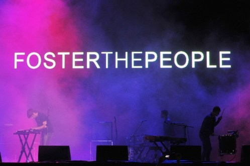 Foster the people | Lollapalooza Brasil 2012 | Fotógrafo: Javier Valenzuela