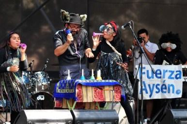 Las Mosquitas Muertas | Lollapalooza Chile 2012 | Fotógrafo: Javier Valenzuela