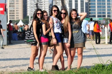 Lollapalooza Brasil | Sao Paulo 07.04.2012 | Fotógrafo: Javier Valenzuela
