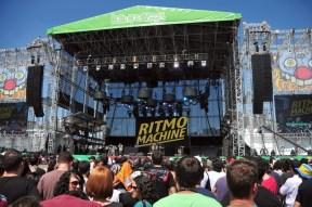 Ritmo Machine | Lollapalooza Brasil | Fotógrafo: Javier Valenzuela