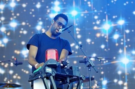 TV on the radio | Lollapalooza Chile 2012 - Fotógrafo: Javier Valenzuela