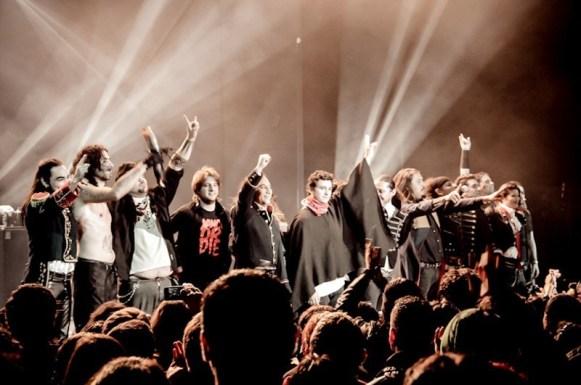 Húsar - Ópera Rock Conceptual | Fotógrafo: Sebastián Domínguez Urzúa