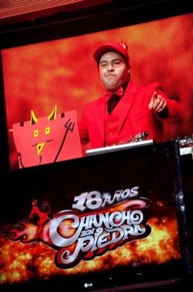 Chancho en piedra - Cumpleaños 18   Fotógrafo: Juan Francisco Lizama L.