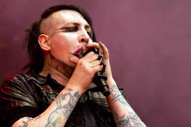 Marilyn Manson en vivo 2012