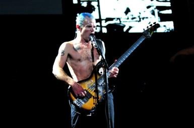 Red Hot Chilli Peppers - Lollapalooza Chicago 2012   Fotógrafo: Javier Valenzuela