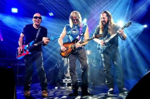 G3 Chile 2012: Satriani - Petrucci - Morse | Fotógrafo: Javier Valenzuela