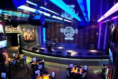 Hard Rock Cafe Santiago   Fotógrafo: Javier Valenzuela