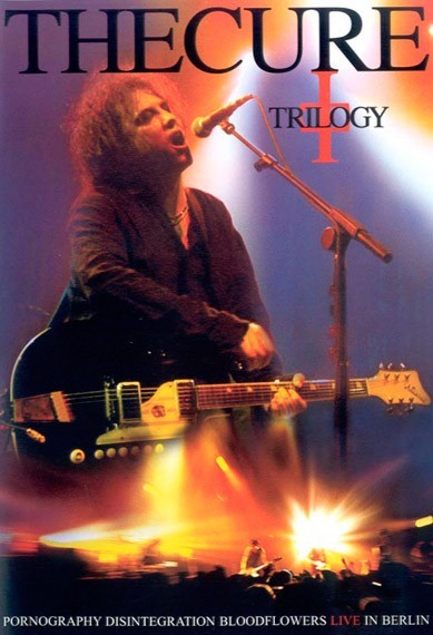The Cure - 'The Cure: Trilogy' (2003)