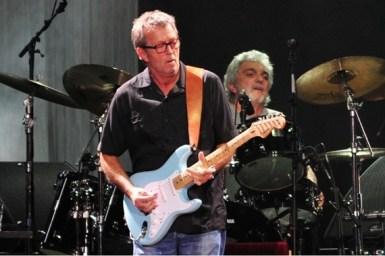 Eric Clapton (67 años) | Fotógrafo: Javier Valenzuela