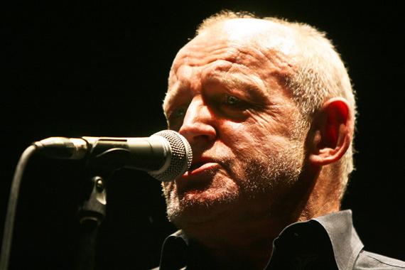 Joe Cocker (68 años) | Fotógrafa: Daniela León