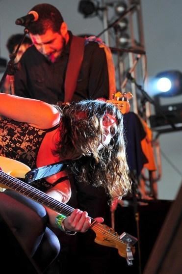 Camila Moreno - Vive Latino 2013   Fotógrafo: Javier Valenzuela