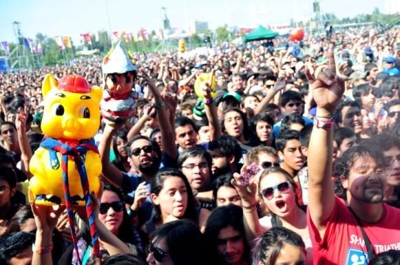 Lollapalooza Chile 2013   Fotógrafo: Javier Valenzuela
