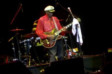 Chuck Berry | Fotógrafo: Natalia Espina López