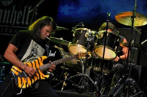 Big Noize en Chile | RockNvivo.com | Fotógrafo: Pablo Villagra