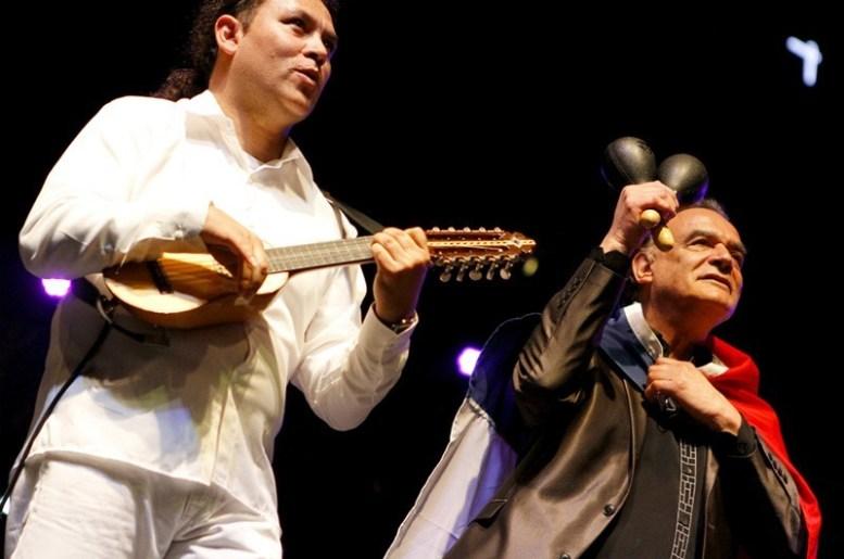 Los Jaivas celebran sus 20 años | Fotógrafo: Carolina Ugarte