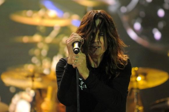 Black Sabbath en Chile   Fotógrafo: Javier Valenzuela