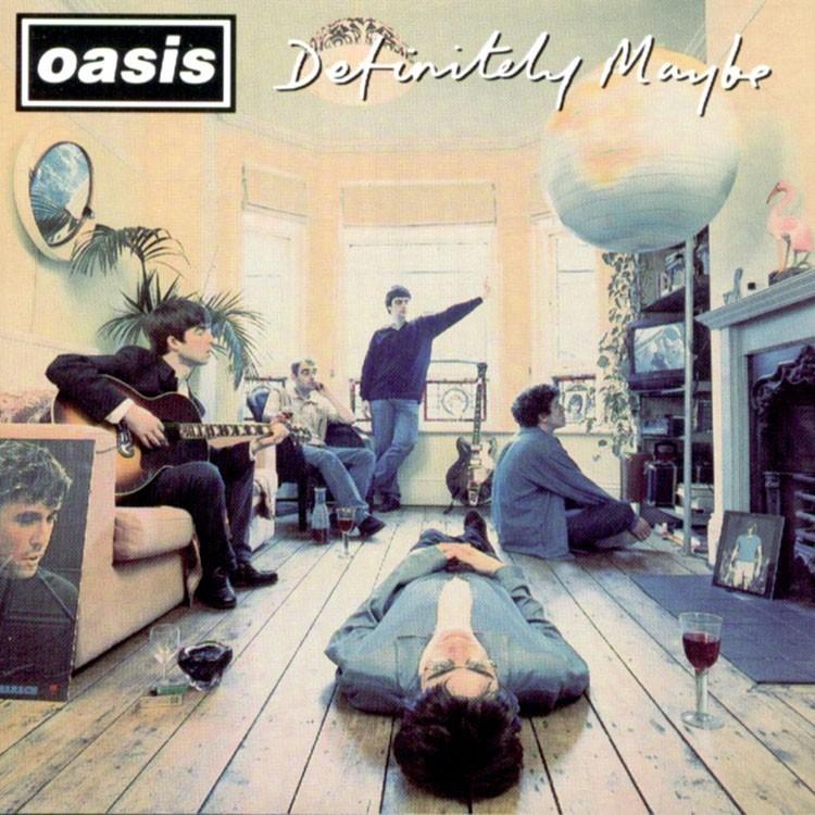 Oasis - 'Definitely Maybe' (debut)   30 de agosto 1994