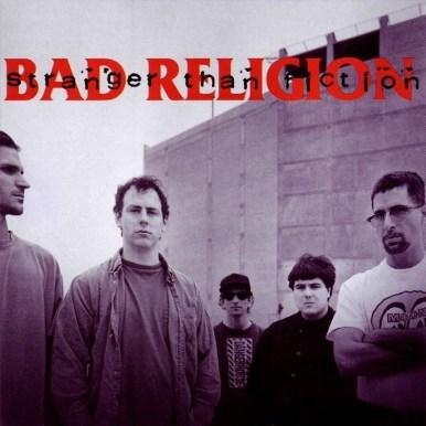 Bad Religion - 'Stranger than Fiction'   06 de septiembre 1994