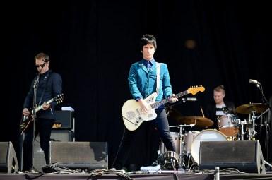 Johnny Marr - Lollapalooza Chile 2014 | Fotógrafo: Javier Valenzuela