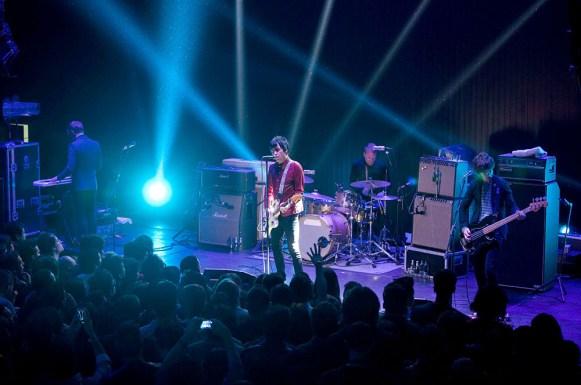 Johnny Marr - Sideshow Lollapalooza Chile 2014 | Fotógrafo: Lotus
