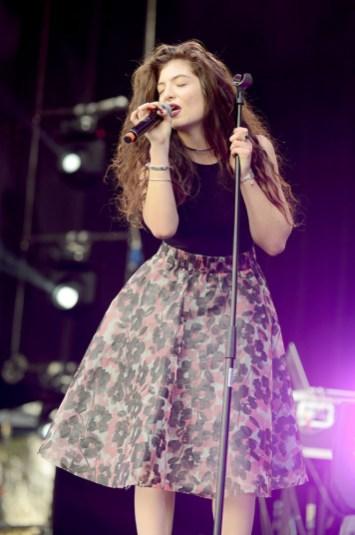 Lorde - Lollapalooza Chile 2014 | Fotógrafo: Javier Valenzuela