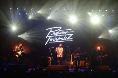 PREFIERO FERNANDEZ - Lollapalooza Chile 2014 | Fotógrafo: Javier Valenzuela