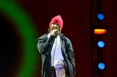 RED HOT CHILI PEPPERS - Lollapalooza Chile 2014   Fotógrafo: Javier Valenzuela