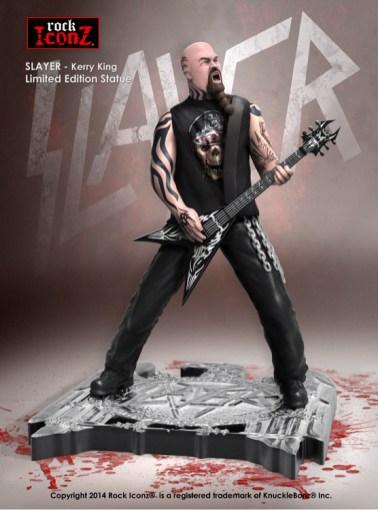 Rock Iconz: Kerry King