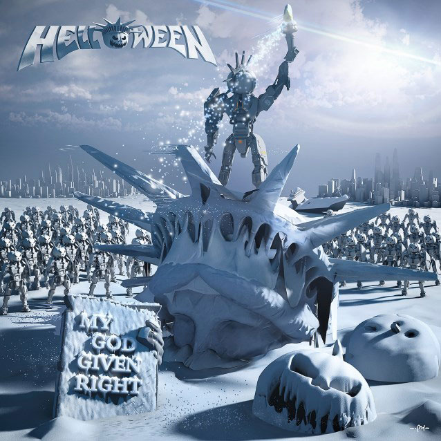 Helloween - My God Given Right (2015)