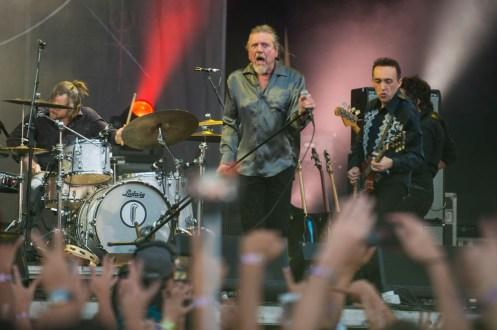 Robert Plant - Lollapalooza Chile 2015 | Fotógrafo: Javier Valenzuela