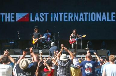 The last Internationale - Lollapalooza Chile 2015 | Fotógrafo: Franco Moreno