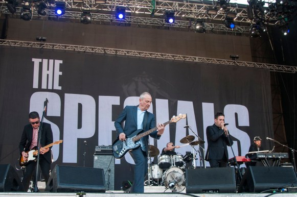 The Specials - Chile 2015   Fotógrafo: Javier Valenzuela