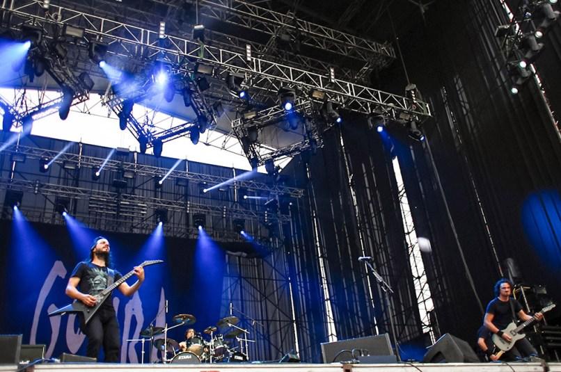 Gojira - Santiago Gets Louder   Fotógrafo: Fabiola Soto Rivera