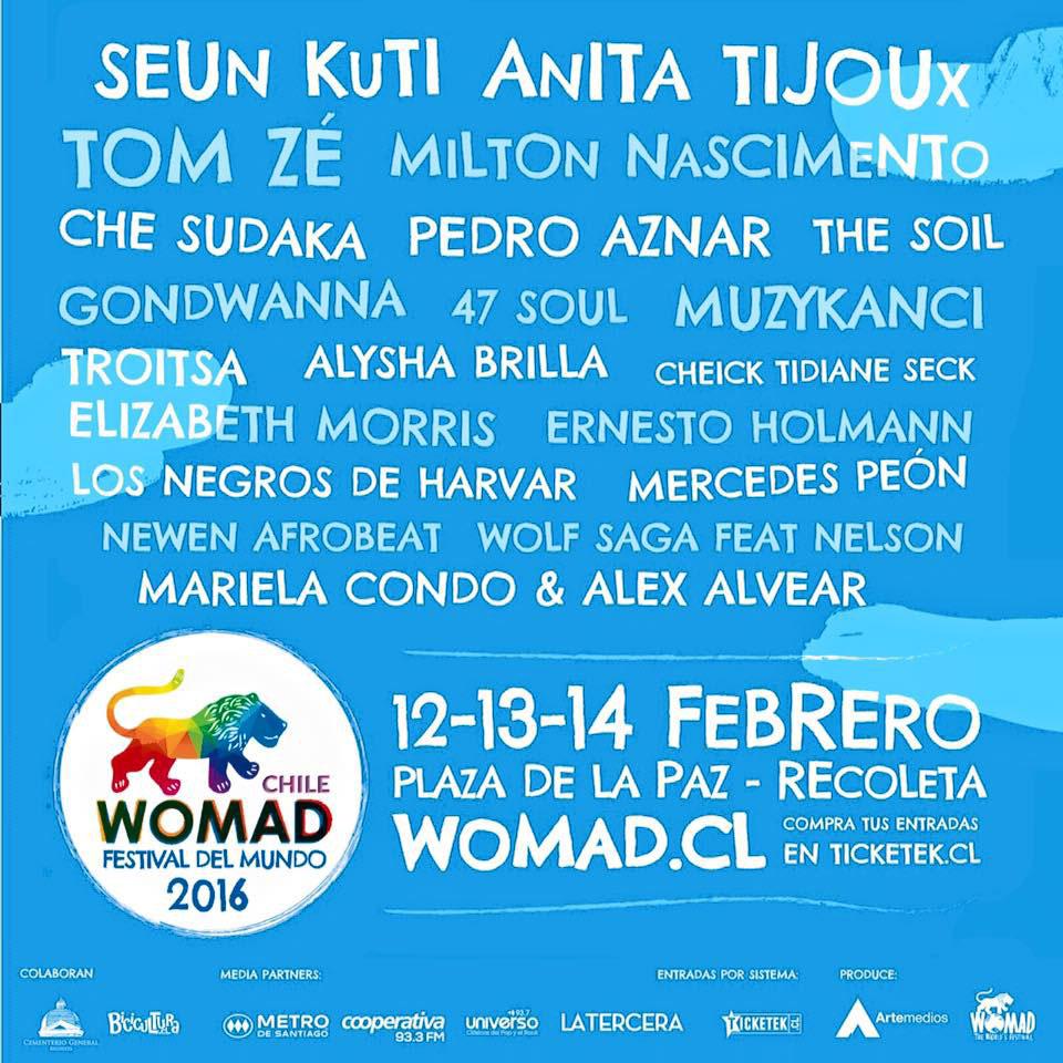 WomadChile2016
