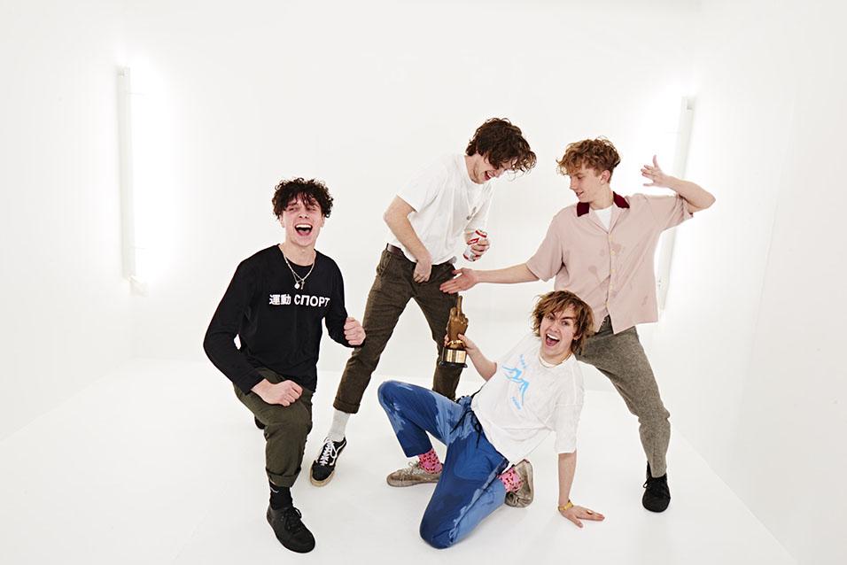 Rat Boys - NME Awards 2016