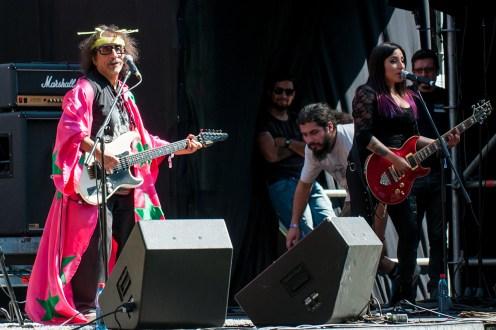 FLORCITA MOTUDA - Lollapalooza Chile 2016   Fotógrafo: Gabriel Cedres