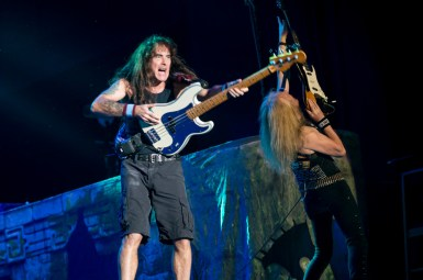 Iron Maiden en Chile | Fotógrafo: Javier Valenzuela