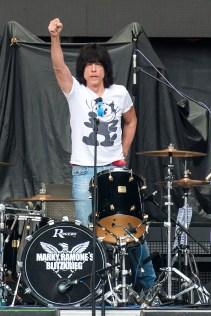 Marky Ramone - Stgo Rock City   Fotógrafo: Javier Valenzuela.
